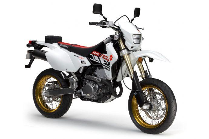 Suzuki DR-Z400SM 2019