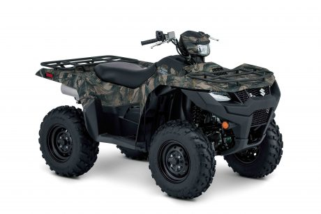 Suzuki KINGQUAD LT-A500XPC DIRECTION ASSISTÉE 2019