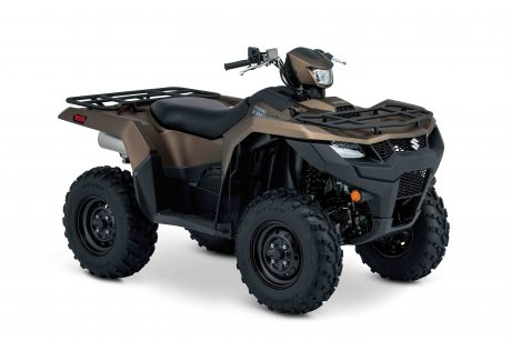 Suzuki KINGQUAD LT-A500XPS DIRECTION ASSISTÉE 2019