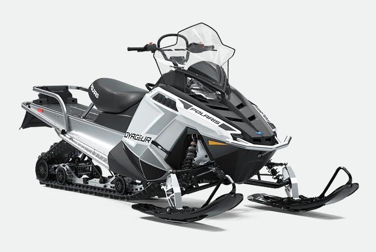 Polaris Voyageur 155 2020: la motoneige polyvalente