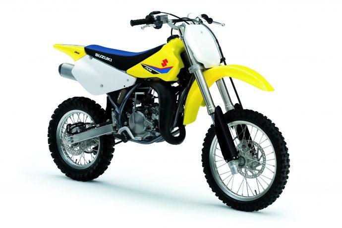Suzuki RM85 2019