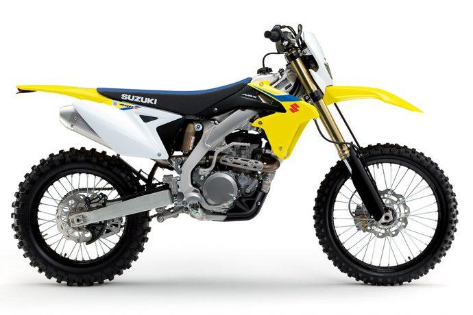 Suzuki RMX450Z 2018