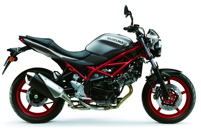 Suzuki SV650 ABS 2019