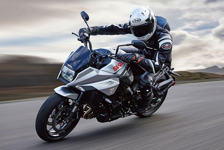 Suzuki Katana 2020, l'accord parfait entre esthétique, puissance et contrôle