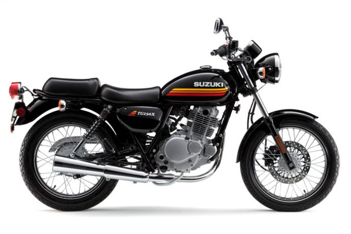 Suzuki TU250X 2018