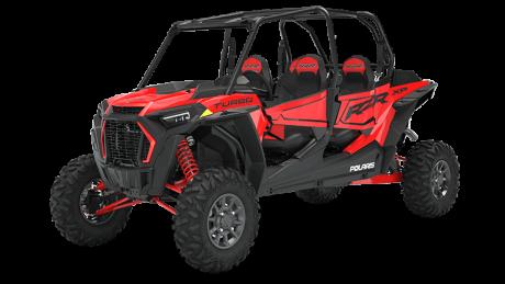 Polaris RZR XP® 4 Turbo 2020