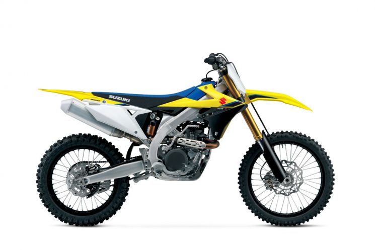 Suzuki RM-Z450 2020