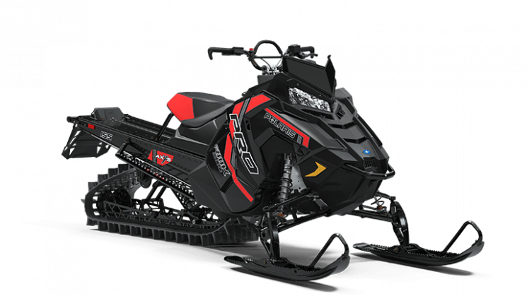 Polaris 600 PRO RMK 155 2021