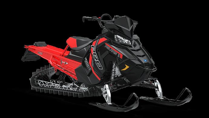 Polaris 850 PRO RMK QD2 163 3″ 2021