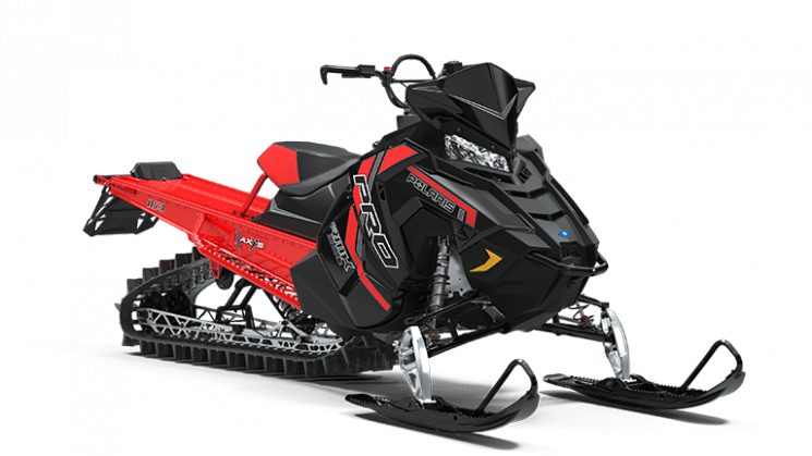 """Polaris 850 PRO RMK QD2 163 3"""" 2021"""