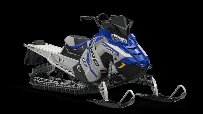 Polaris 850 PRO RMK 163 2021