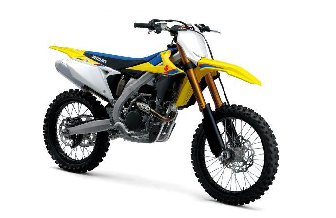 Suzuki RM-Z250 2021