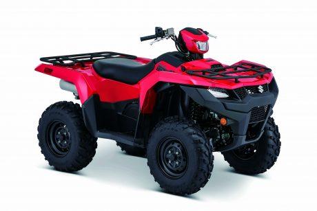 Suzuki KINGQUAD 500X LT-A500X Rouge Flamme: 0,00 $ 2021
