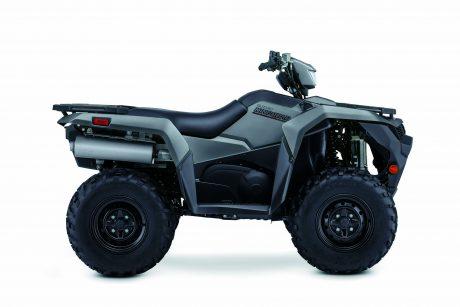 Suzuki KINGQUAD 500XP LT-A500XPS Grise Matte 2021