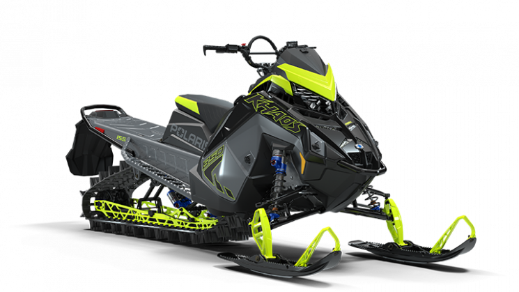 Polaris 850 RMK KHAOS MATRYX 155 2022