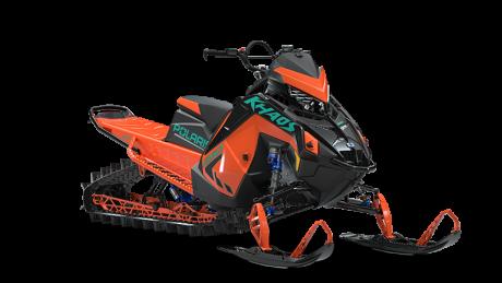 """Polaris 850 RMK KHAOS MATRYX SLASH 163 3"""" 2022"""