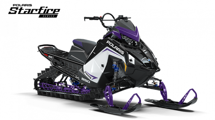 """Polaris 850 PRO RMK MATRYX SLASH 155 3"""" 2022"""